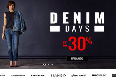 Denim Days do -30% na Answear.com