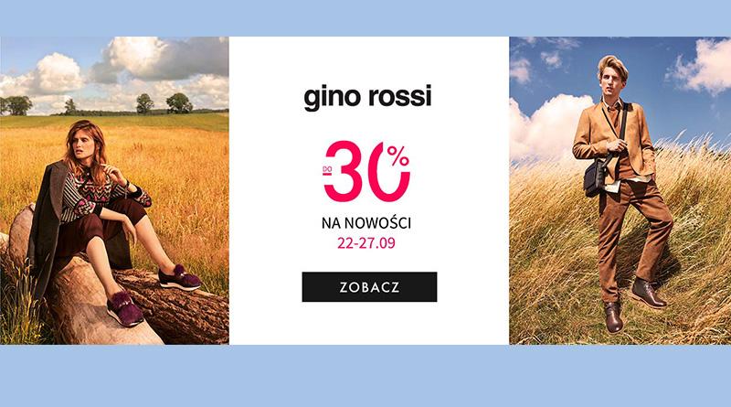 Rabaty Gino Rossi do -30% na eobuwie.pl