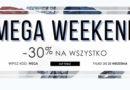 Mega weekend z rabatami -30% w sklepie Wólczanka