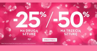 Rabaty do -50% w salonie jubilerskim YES