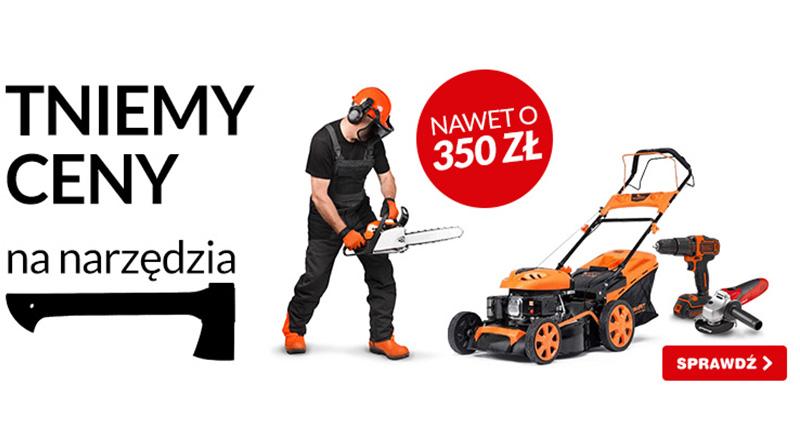 Promocje na narzędzia nawet do 350 zł w OleOle!