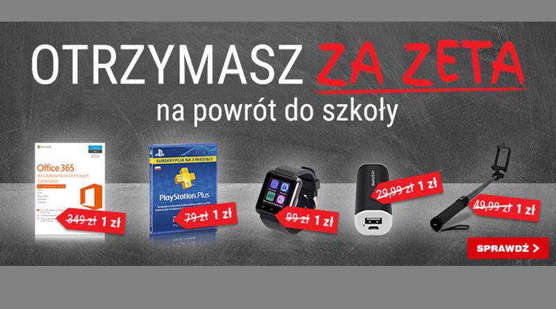 Zrób zakupy a wybrane akcesoria otrzymasz za 1 zł w OleOle!