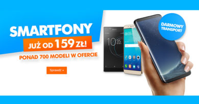 Smartfony już od 159 zł w Electro