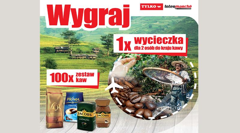 Konkurs Intermarche Śladami kawy z Intermarche