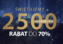 Rabaty do -70% w sklepie Jysk!