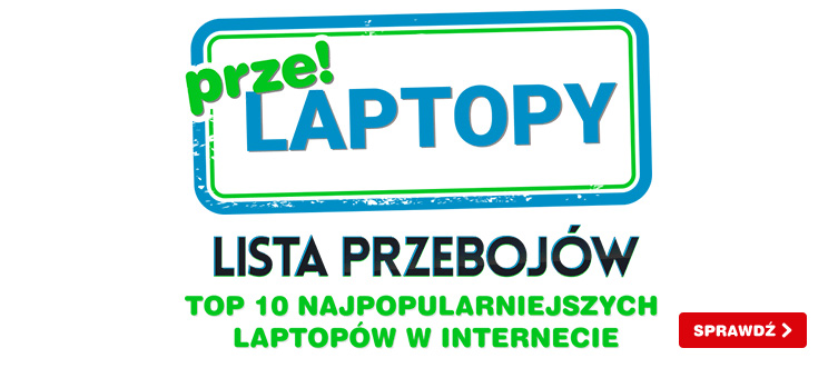TOP 10 laptopów w OleOle!