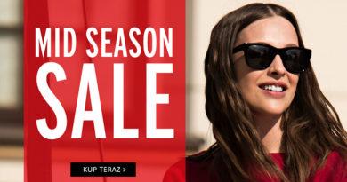 Mid Season Sale w sklepie Orsay