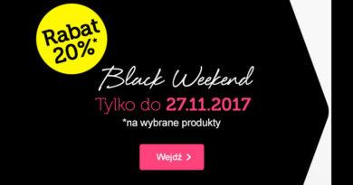 Black Weekend z rabatem 20% w Bonprix