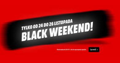 Black Weekend 2017 w Media Markt!