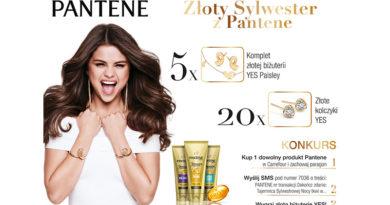 Konkurs Carrefour Złoty Sylwester z Pantene