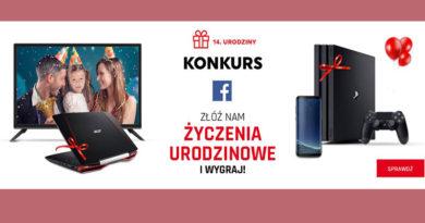 Konkurs Neonet Złóż życzenia urodzinowe i wygraj!