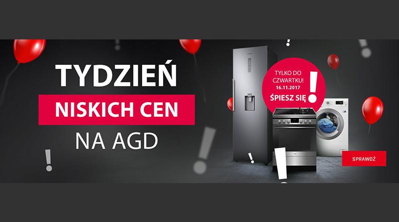 Tydzień niskich cen na AGD w Neonet