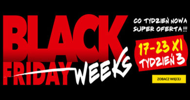Black Weeks w RTV euro AGD