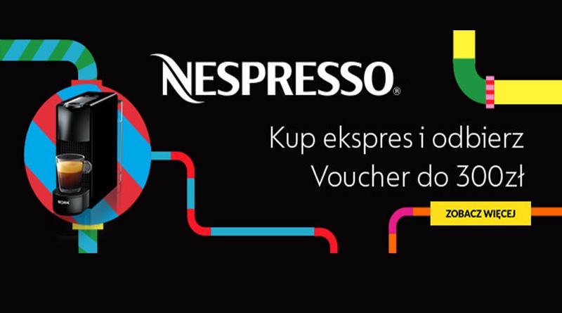 Kup ekspres i odbierz voucher do 300 zł w RTV euro AGD