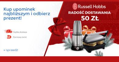 Kup upominek i odbierz prezent na eMag.pl