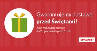 Gwarancja dostawy przed świętami w OleOle!