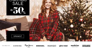 Christmas Sale do -50% na Answear.com