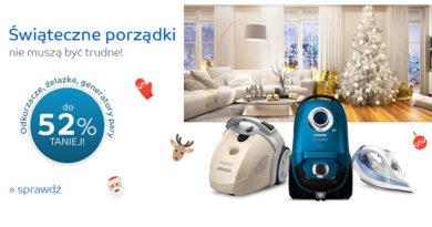 Małe AGD do 52% taniej na eMag.pl