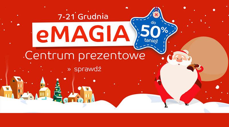 Centrum prezentowe z rabatami do -50% na eMag.pl