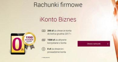 Otwórz iKonto Biznes w Alior Banku i odbierz do 1500 złotych premii!