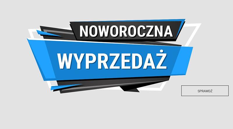 Noworoczna wyprzedaż w Neo24