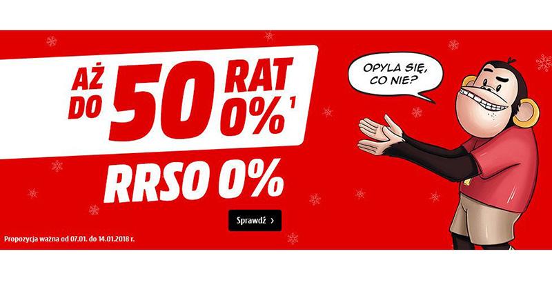 Do 50 RAT 0% w sklepie Neonet
