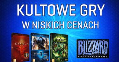 Kultowe gry w niskich cenach na Alsen.pl