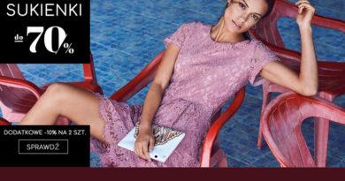 Sukienki do -70% na Answear.com