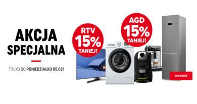 RTV i AGD 15% taniej w Neonet