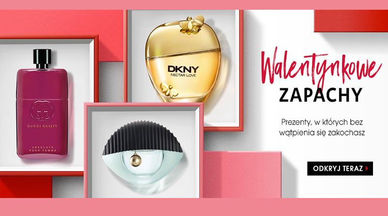 Walentynkowe zapachy w perfumerii Sephora
