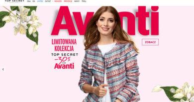 Top Secret z rabatem -30% for Avanti