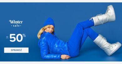 Winter sale do -50% na eobuwie.pl
