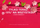 Rabat 15% na wszystko w Zalando