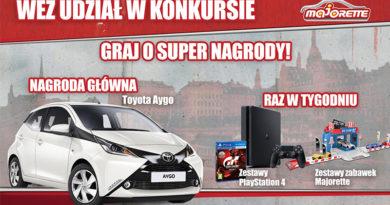 Konkurs Carrefour: Jaki jest Twój wymarzony samochód?