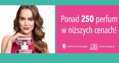 Ponad 250 perfum w niższych cenach w Douglas