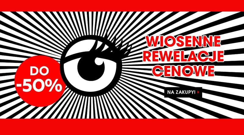 Wiosenne rewelacje do 50% taniej w Sephora