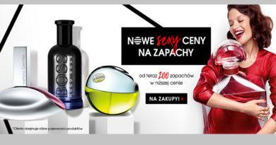 200 zapachów w niższej cenie w perfumerii Sephora