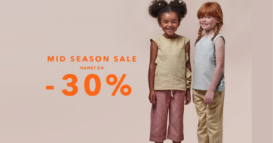 Mid Season Sale do 30% w Showroom