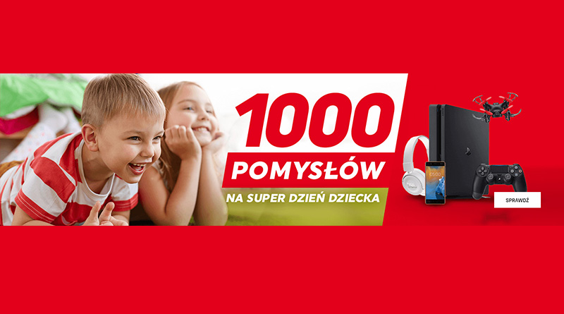 1000 pomysłów na Dzień Dziecka w Neonet