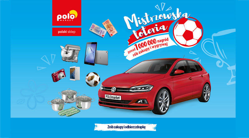 205cf3beea0c1 Loteria Polomarket  Mistrzowska loteria 2018