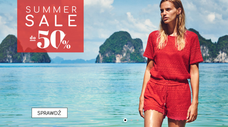 Summer Sale do -50% na Answear.com