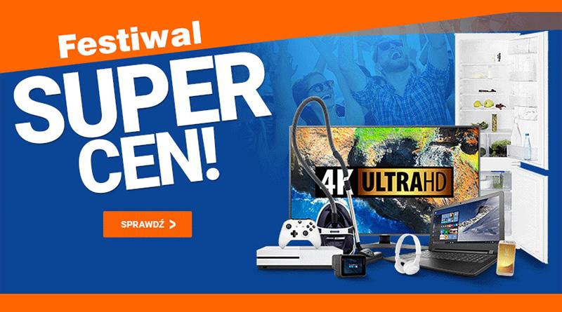 Festiwal super cen w sklepie Avans.pl