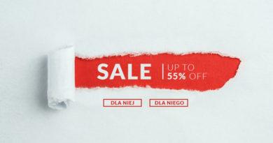 Rabaty do -55% w sklepie House