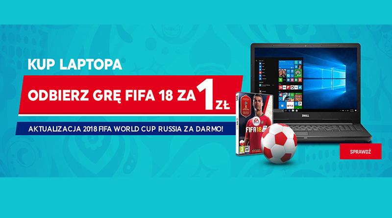 Odbierz grę FIFA 18 za 1 zł w Neonet