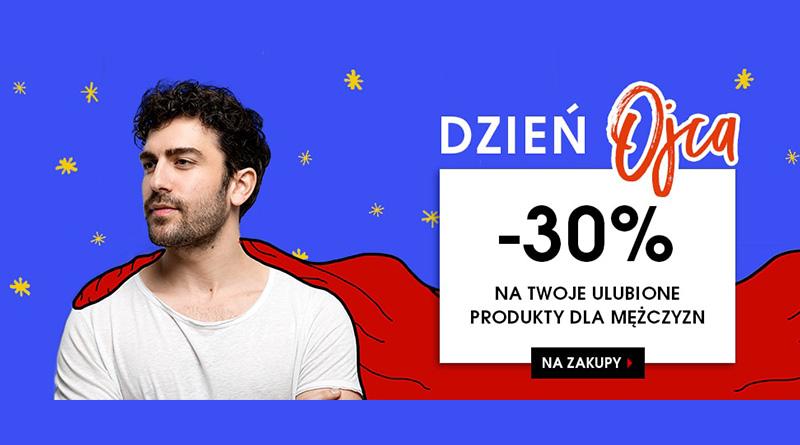 Rabat -30% w Sephora na produkty dla mężczyzn