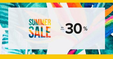 Summer sale do 30% na eobuwie.pl