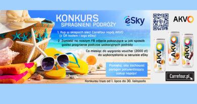 Konkurs Carrefour: Spragnieni podróży