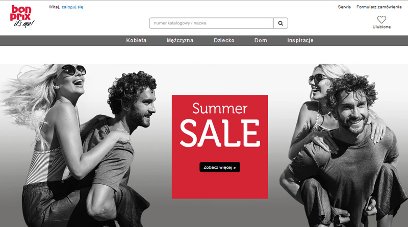 Summer Sale w Bonprix