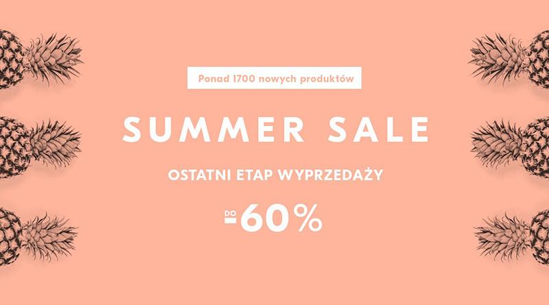 Summer Sale do -60% w Showroom