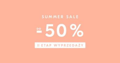 Summer Sale do -50% w Showroom